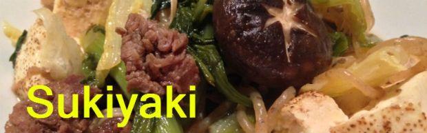 sukiyaki banner