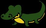Pocket Crocodile