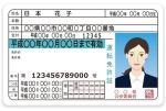 日本の運転免許証(ブルー)