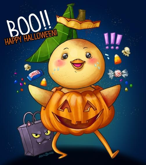 hyuna_halloween